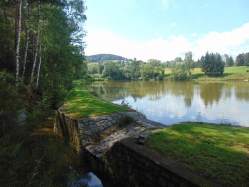 Rybník Divišov